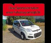 Sponsorenliste Werbefahrzeug